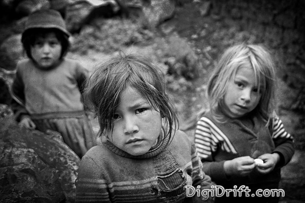 Peru - Children of the Inca Trail